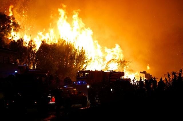 Срочно! Франция в плену пожаров: шокирующие фото