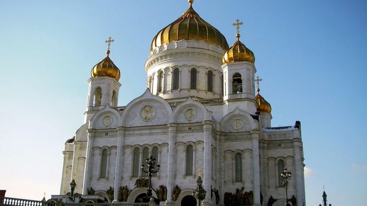 В Москве обокрали священника!