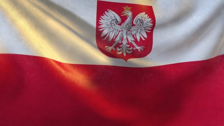 На Польшу обрушился ураган (фото)