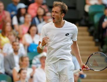 Российский теннисист устроил громкий скандал на Wimbledon! Узнайте шокирующие детали… (видео)