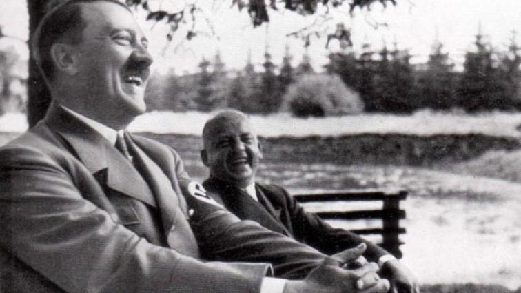 Японец сделал Гитлера посланником мира