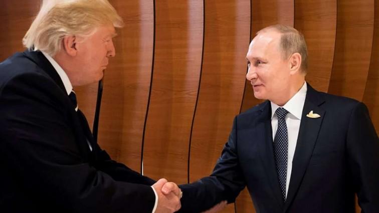 The Washington Post рассказала, о чем у Трампа договорились с Путиным