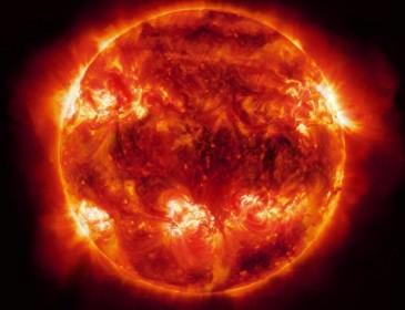Обсерватория NASA зафиксировала на Солнце крупное пятно