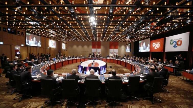 Саммит G20: первое совместное фото Путина и Трампа