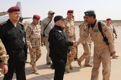 Ирак заявил об освобождении Мосула от ИГ