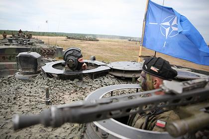 В Кремле оценили последствия вступления Украины в НАТО