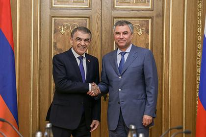 В Армении отказались дать русскому языку статус государственного