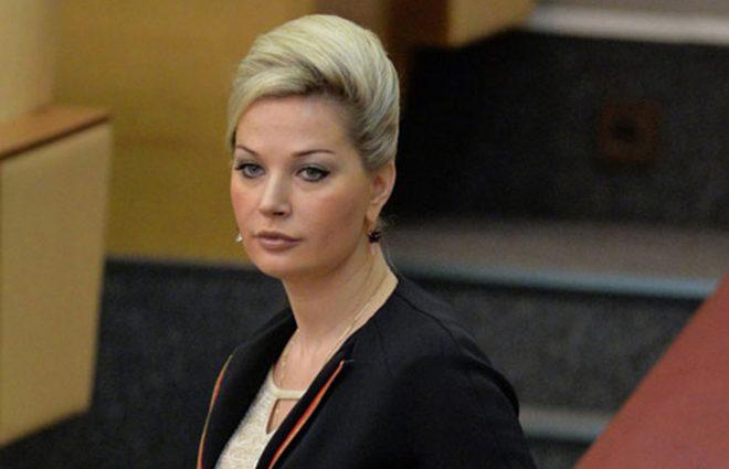 На Максакову напали после ее выступления в Киеве. Шокирующие детали