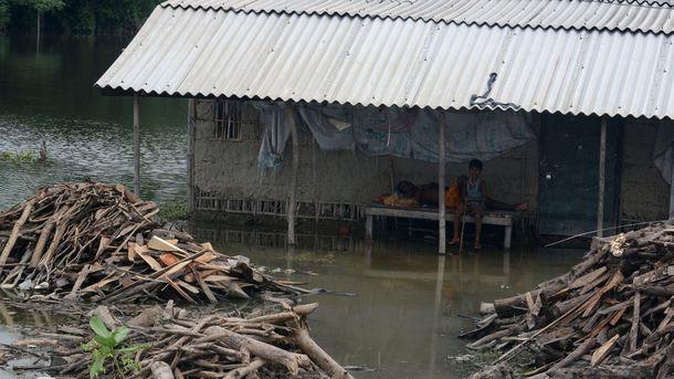 Чудовищное наводнение: погибли 250 человек