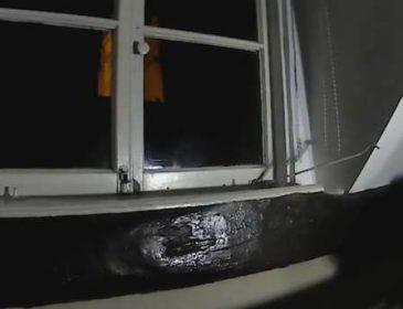 Англичанин снял жуткое видео полтергейста в своем доме