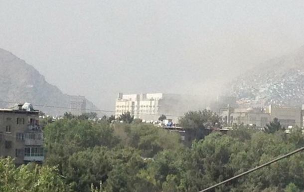 Срочно! Мощный взрыв прогремел около посольства США: есть жертвы