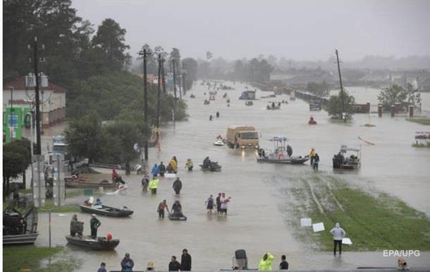 Потоп в Техасе: число жертв уже идет на десятки