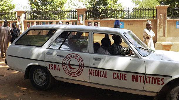 Кровавая стрельба в католической церкви в Нигерии: более десяти погибших