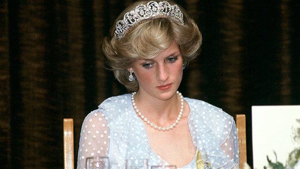 Британии показали скандальный фильм о принцессе Диане
