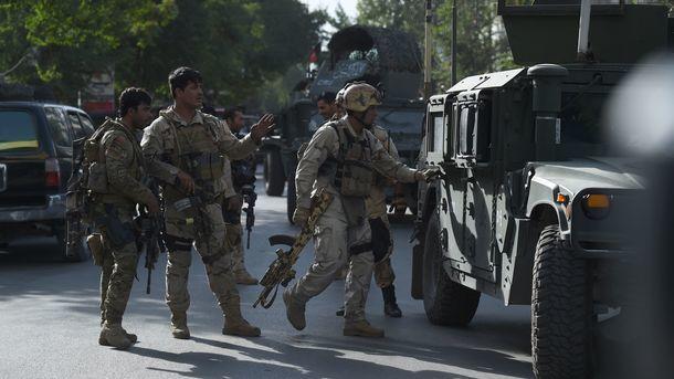 Срочно! В столице боевики напали на мечеть, есть жертвы