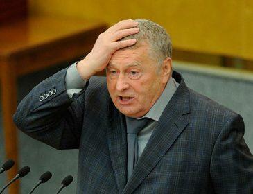 Жириновский шокировал сеть снимком в бассейне с парнями!
