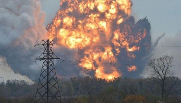 Срочно! На военном складе в Абхазии взорвались снаряды