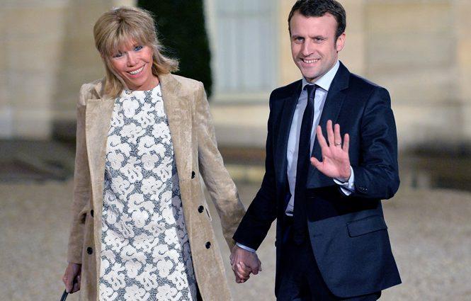 Первой леди Франции больше нет