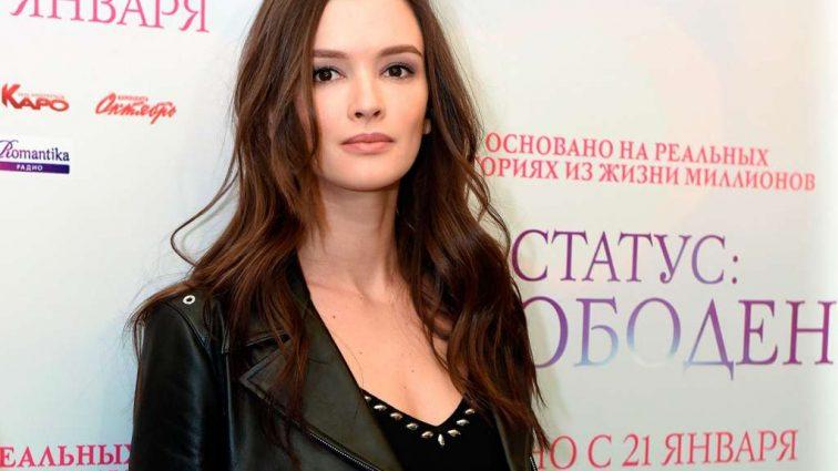 Паулина Андреева зажгла в компании невероятного красавца. И это не Бондарчук!