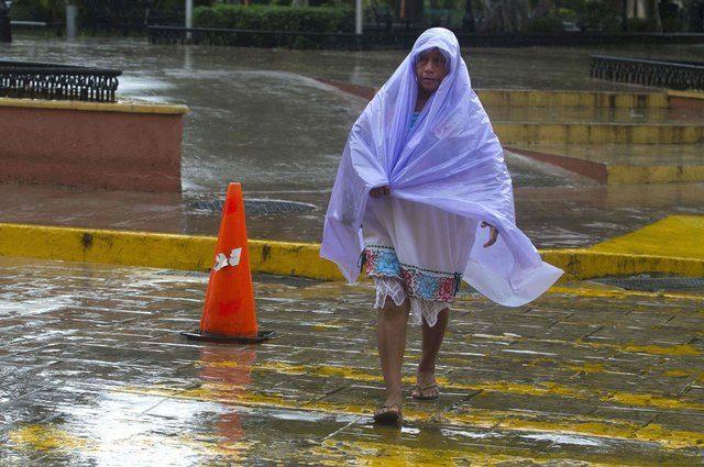 Срочная новость! На Мексику обрушился ураган «Франклин», идет эвакуация (фото)