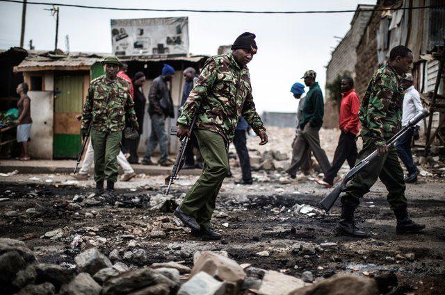 Кровавые выборы: Улицы превратились в поле боя после голосования, эсть жертвы