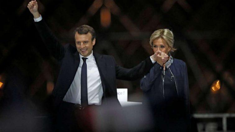 Первой леди Франции больше не стало……
