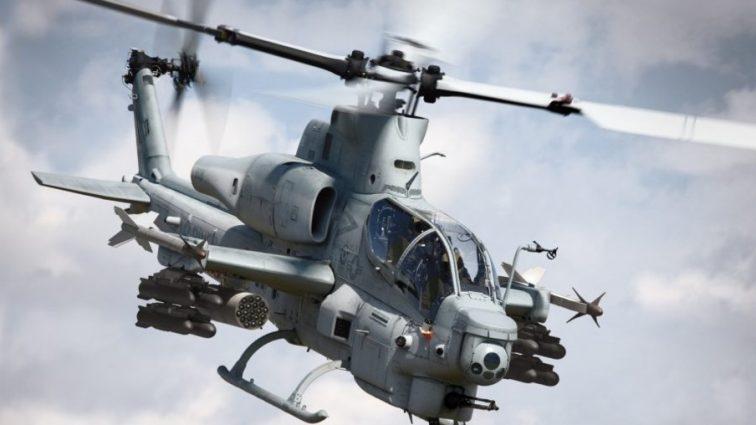 Вблизи Йемена разбился элитныйбоевой вертолет США