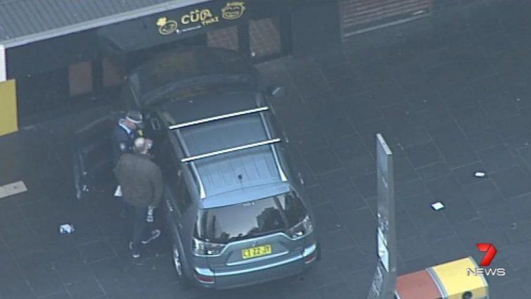 В Австралии авто протаранило толпу людей: первые подробности и видео