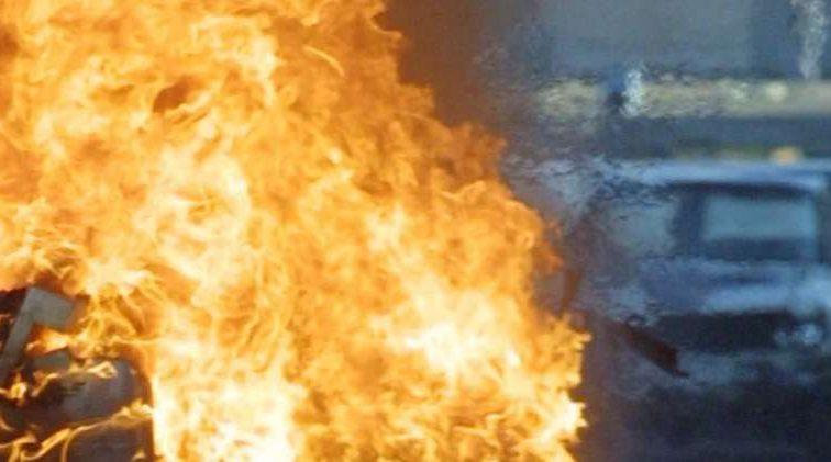 Адский пожар в Ростове-на-Дону: у погорельцев новая беда
