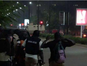 Теракт в турецком ресторане в Буркина-Фасо: по меньшей мере 17 погибших