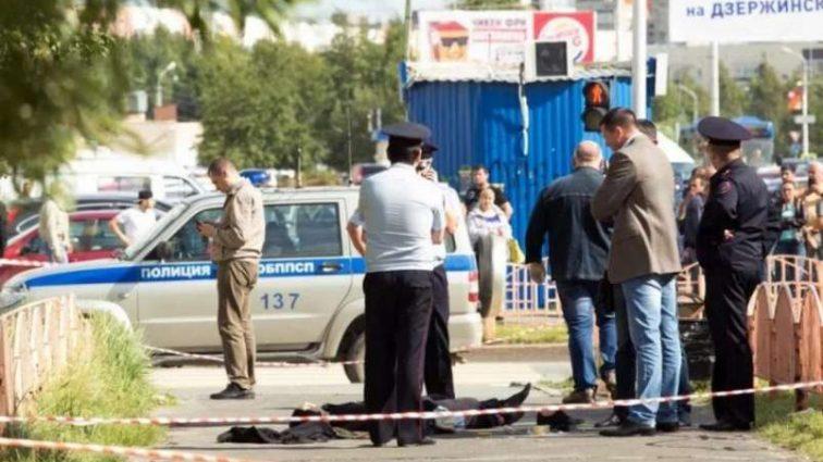 Маньяк устроившый кровавую резню в Сургуте оказался боевиком ИГИЛ