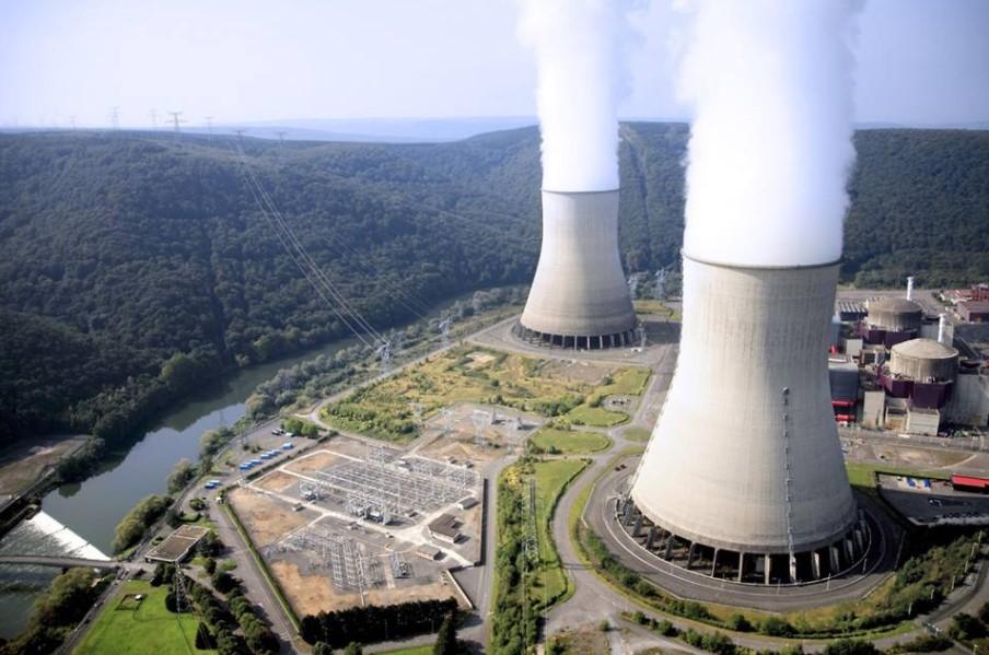 Электростанции на реке