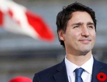 Канадский премьер опозорился и публично «подмочил» свою репутацию (фото)