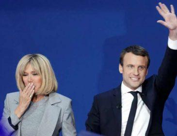 Французы «лишили» Макрона первой леди