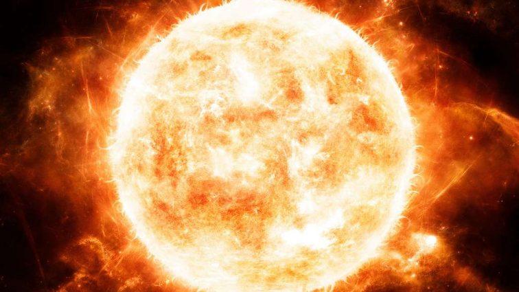 Впервые сфотографирована поверхность «чужой» супер звезды
