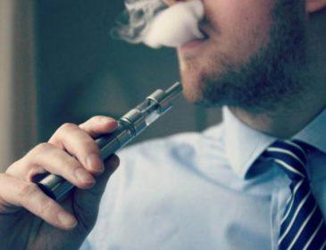 Ученые опровергли безопасность электронных сигарет