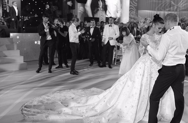 Божественная свадьба! Михаил Турецкий выдал дочь замуж. Голова кругом от этой роскошы