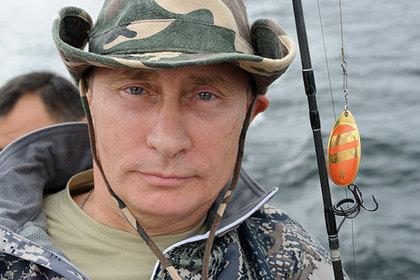 Путин нашел время отдохнуть: Наконец отпуск
