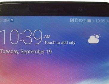Дороже iPhone: флагман Huawei показали на фото