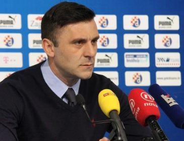 Главного тренера загребского «Динамо» избили дубинками