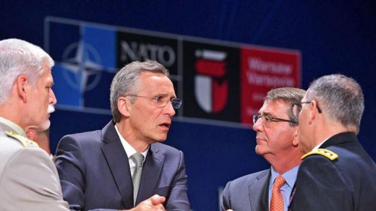 НАТО прервет контакты с Россией
