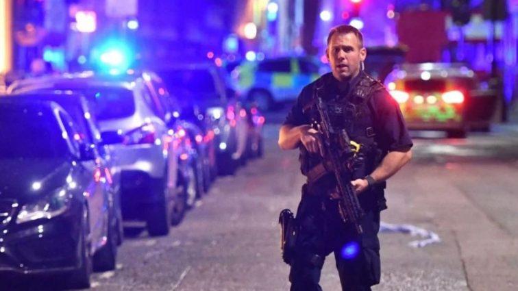 Химатака в Лондоне: кадры с места нападения