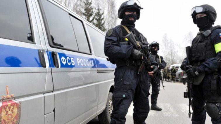 Машина ФСБ стала жертвой смертельного ДТП
