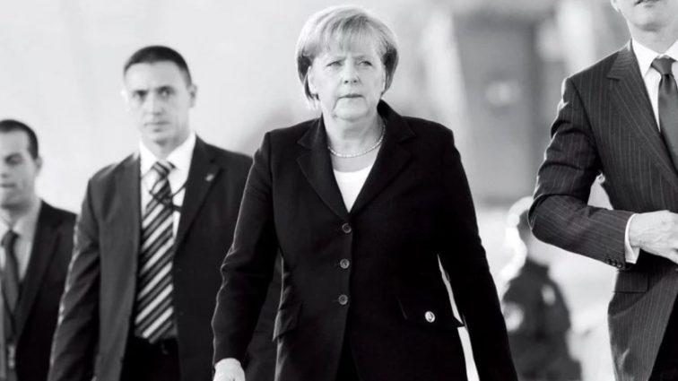 Выборы в Германии: какой Ангела Меркель была в молодости (фото)