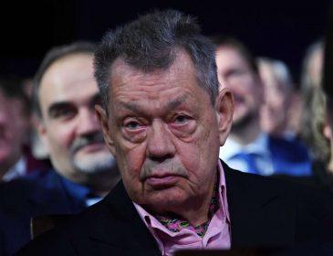 «Душа хочет освободиться»: Врачи говорят о финише жизненного пути Караченцова. Жена скорбит