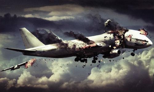 СРОЧНО! Упал самолет, есть жертвы!