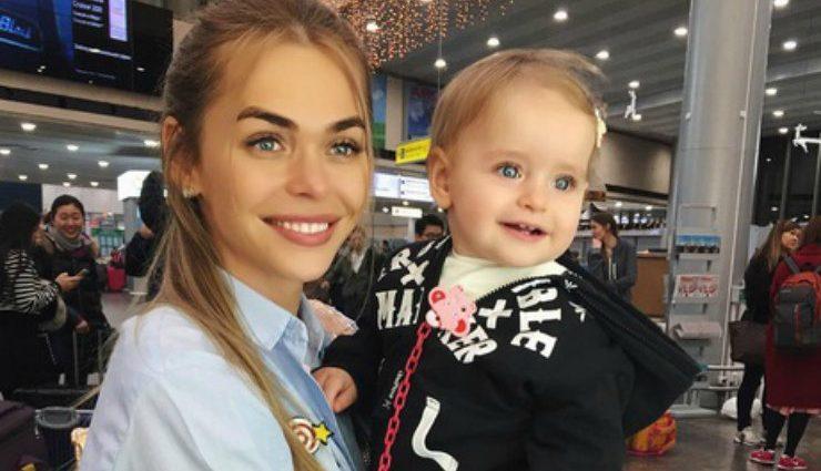 «Приучаю ребенка к красивым съемкам» — Анна Хилькевич показала фото дочери с фотосессии