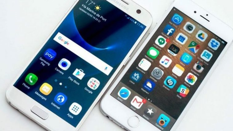 Назван самый популярный смартфон 2017 года