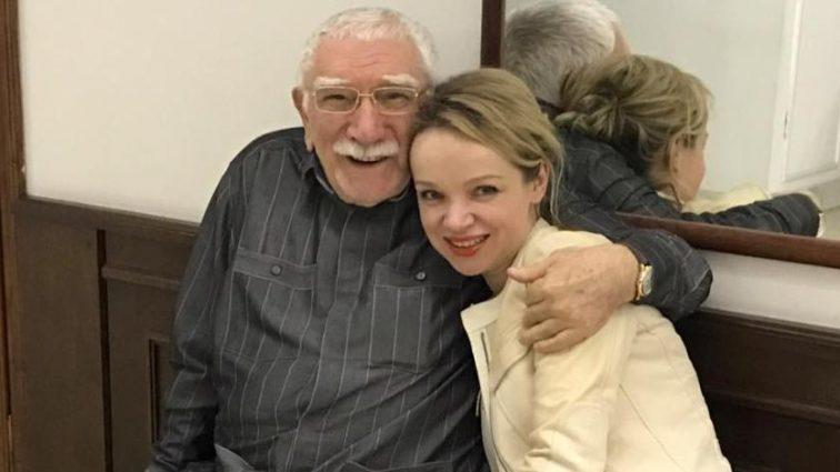 Жена Джигарханяна уволилась из его театра