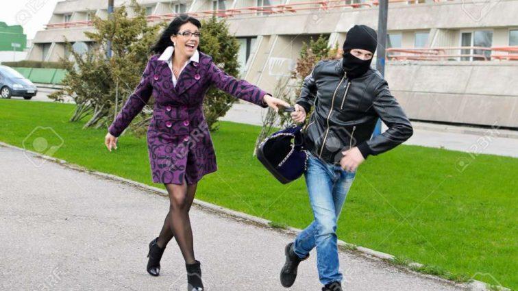 Как защититься от воров на улице